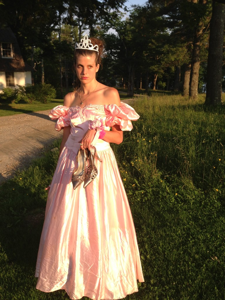 Toni Bologna princess