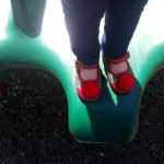 Party Shoes At the Park