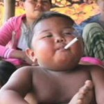 The Smoking Baby