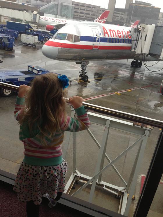 Munch Plane