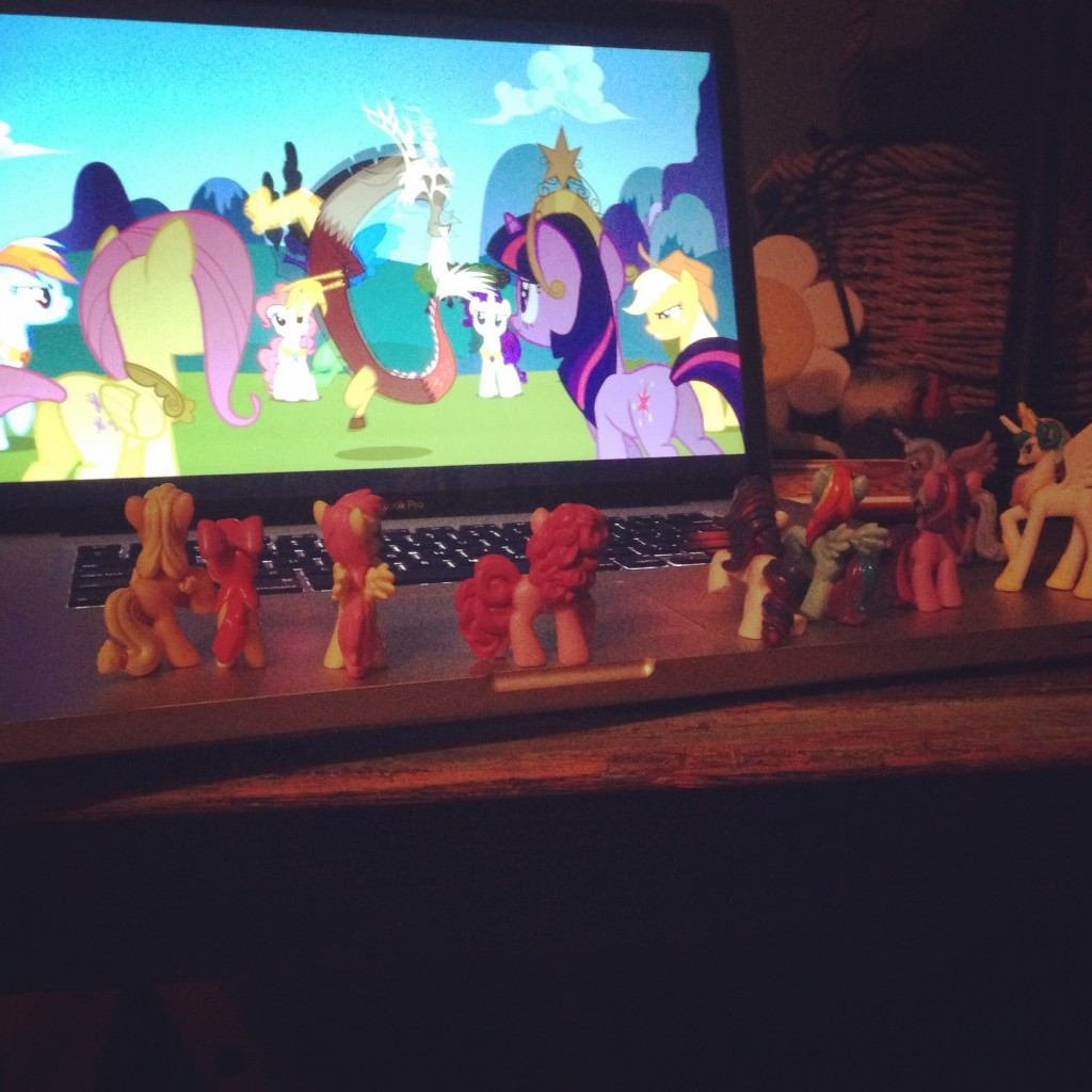 my little pony watchers