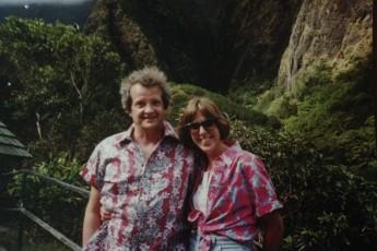 mom and dad hawaii